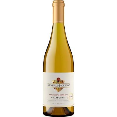 Kendall-Jackson Vintner's Reserve Chardonnay Wine - 750ml Bottle