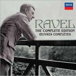 Various - Ravel: Complete Edition (CD)