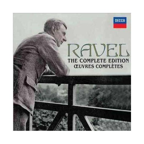 Various - Ravel: Complete Edition (CD) - image 1 of 1