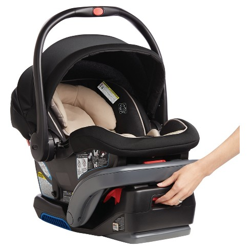 GracoR SnugRide SnugLock DLX Infant Car Seat Base Black Target