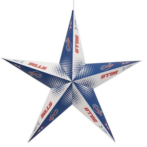 NFL Buffalo Bills Star Lantern - image 1 of 2