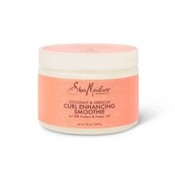 SheaMoisture Coconut and Hibiscus Curl Enhancing Smoothie - 12oz