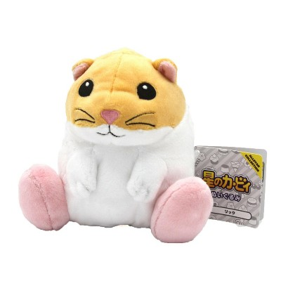 Little Buddy LLC Kirby Adventure All Star 6 Inch Plush Collection | Rick