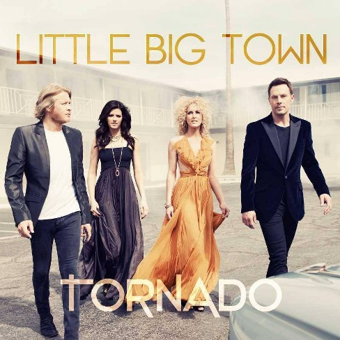 Little Big Town - Tornado (Vinyl) - image 1 of 1