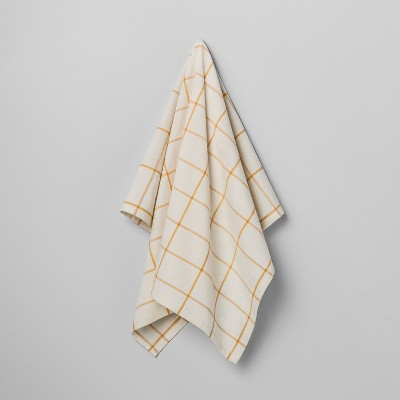 Woven Floursack Towel - Golden Yellow - Hearth & Hand™ with Magnolia