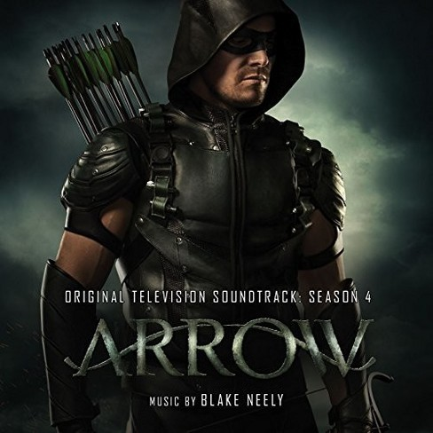 Blake Neely - Arrow:Season 4 (Ost) (CD) - image 1 of 1