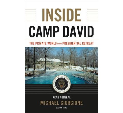 Inside Camp David : The Private World of the Presidential Retreat -  by Michael Giorgione (Hardcover) - image 1 of 1