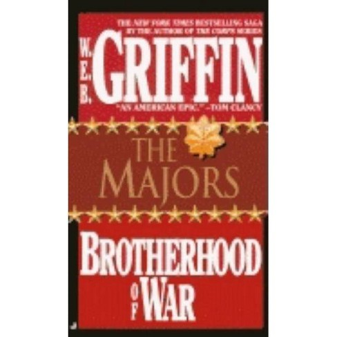 The Majors - (Brotherhood of War) by  W E B Griffin (Paperback) - image 1 of 1
