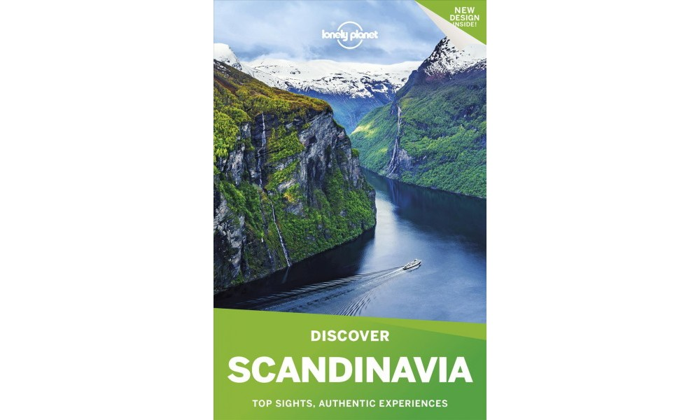 Lonely Planet Discover Scandinavia - (Paperback)