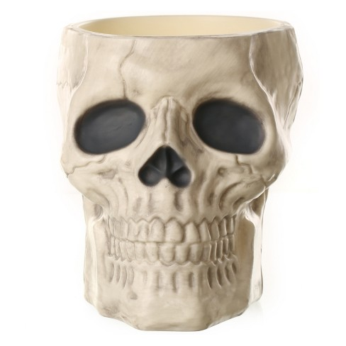 Halloween Skull Candy Bowl - Hyde and Eek! Boutique™ - image 1 of 1