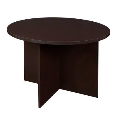 "42"" Lenox Round Table Truffle - Niche"