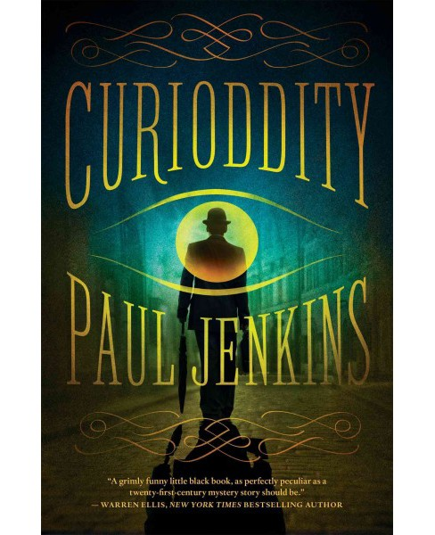 Curioddity (Hardcover) (Paul Jenkins) - image 1 of 1