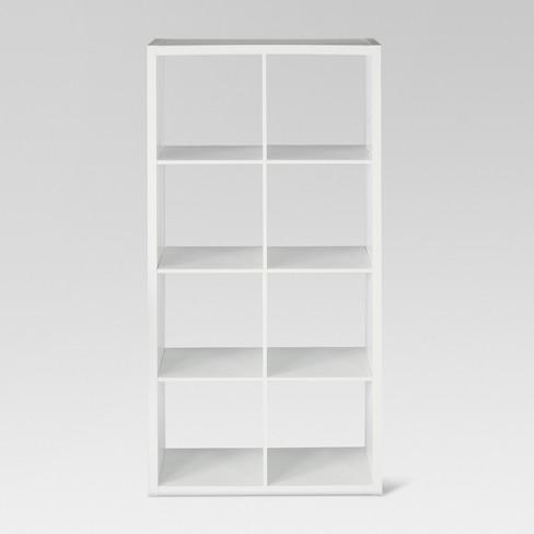 8 Cube Organizer Shelf