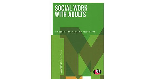 Social Work with Adults (Hardcover) (Jim Rogers) - image 1 of 1