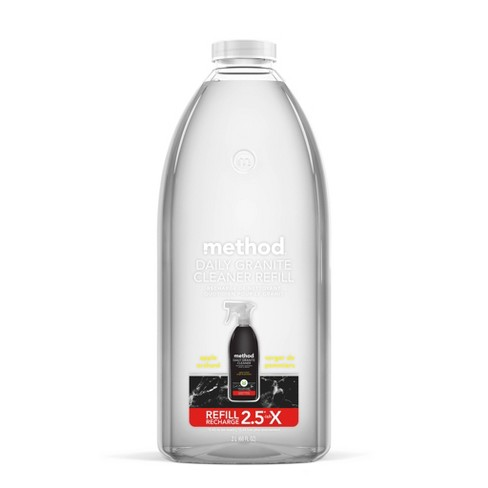 Method Cleaning Products Daily Granite Refill Apple Orchard - 68 fl oz - image 1 of 3