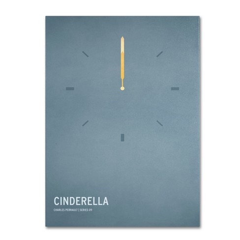 Cinderella\' by Christian Jackson Ready to Hang Canvas Wall Art : Target