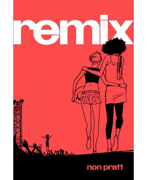 Remix -  Reprint by Non Pratt (Paperback) - image 1 of 1