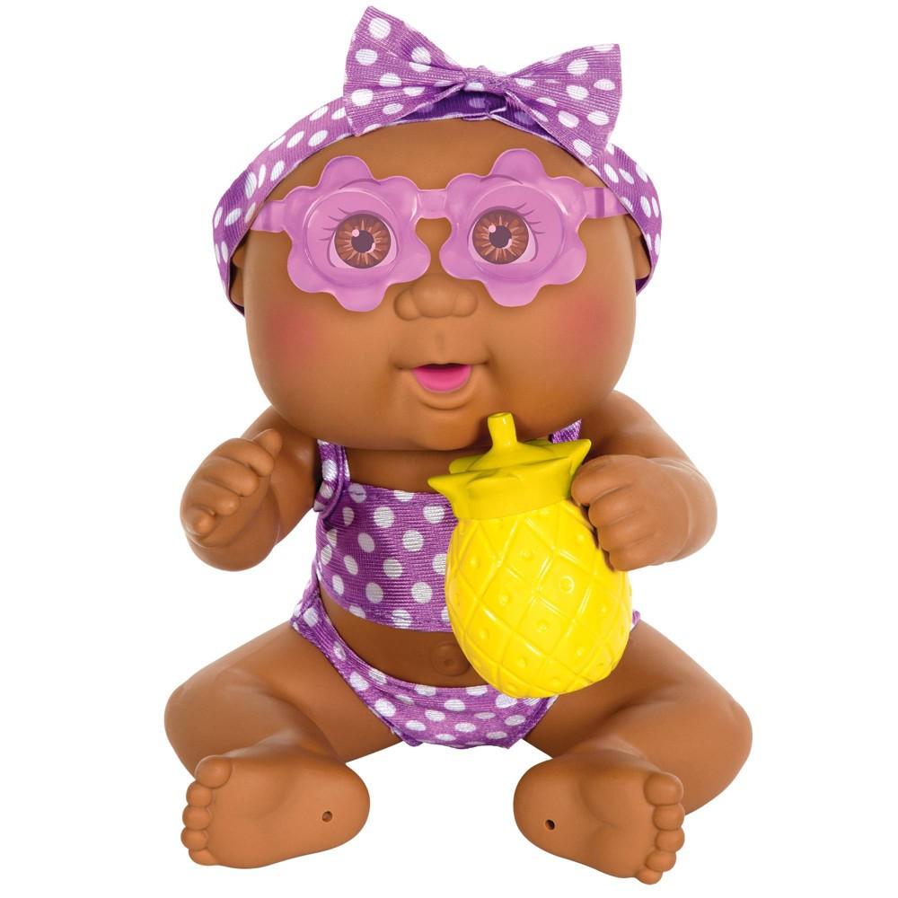 Cabbage Patch Kids Basic Newborn Drink N 39 Wet Swim Time