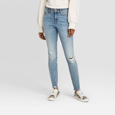 Women's High-Rise Skinny Jeans - Universal Thread™