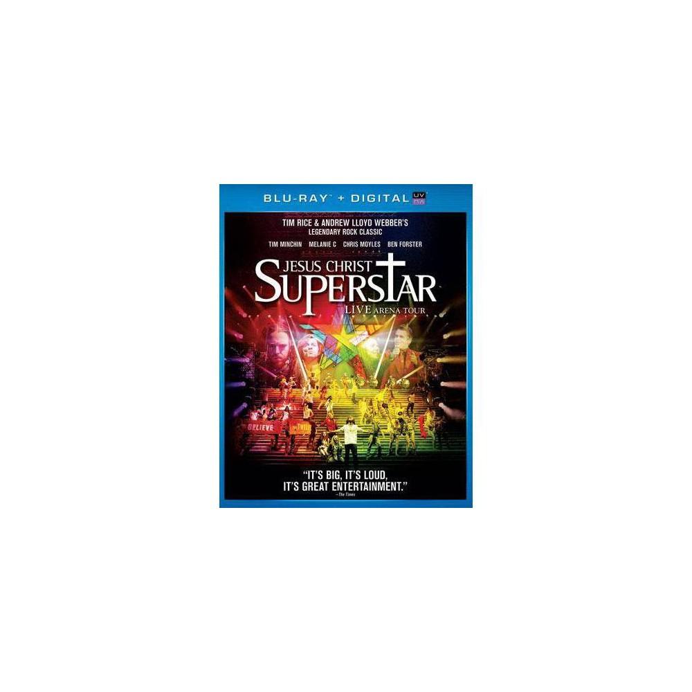 Jesus Christ Superstar Live Arena Tour Blu Ray