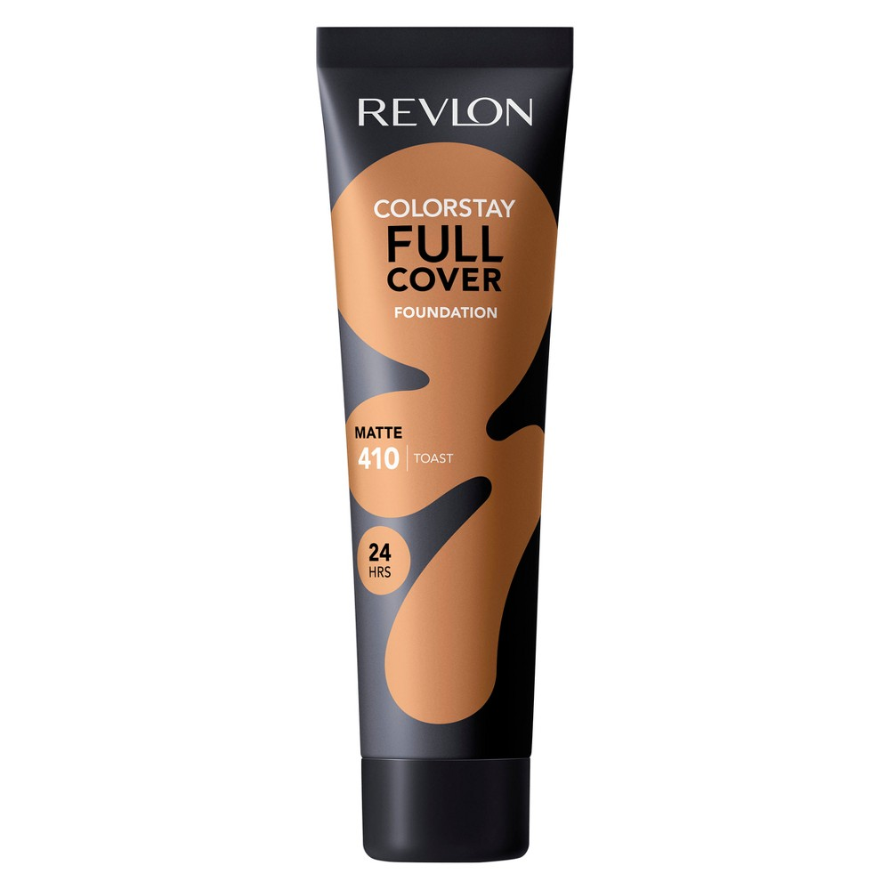 Revlon ColorStay Full Cover Foundation 410 Toast - 1 fl oz