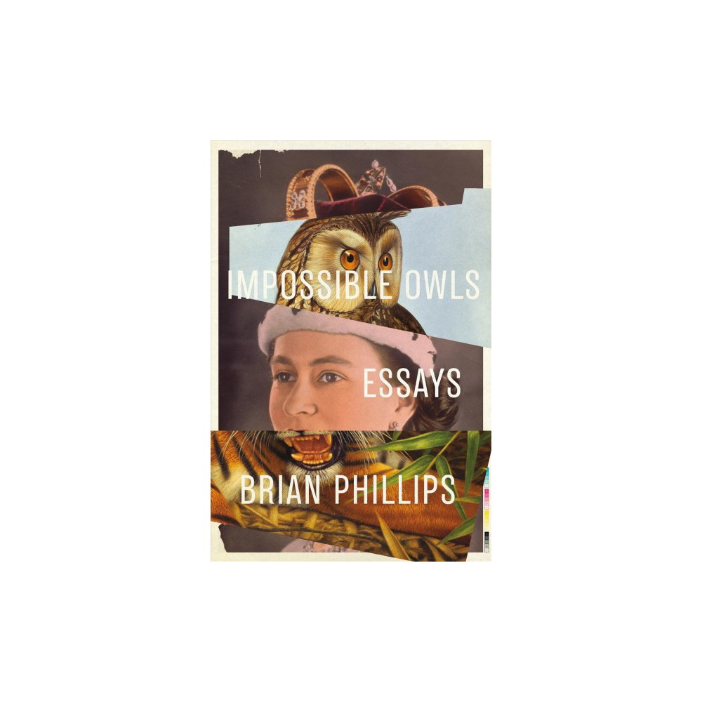 Impossible Owls : Essays - by Brian Phillips (Paperback)