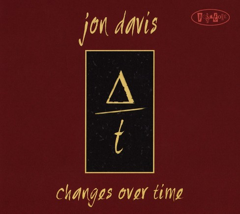 Jon davis - Changes over time (CD) - image 1 of 1