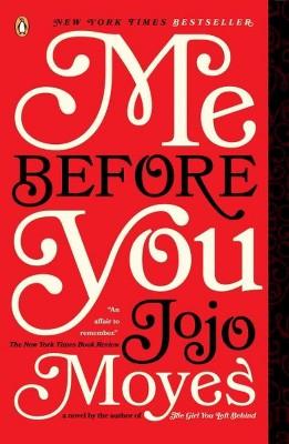 Me Before You Jojo Moyes Book