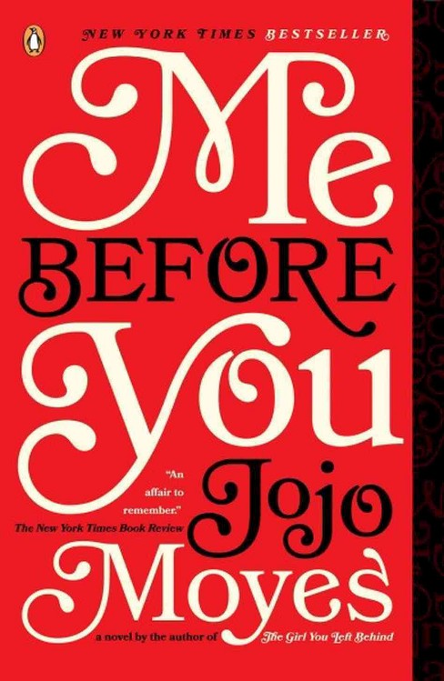 Me Before You (Paperback) by Jojo Moyes - image 1 of 1