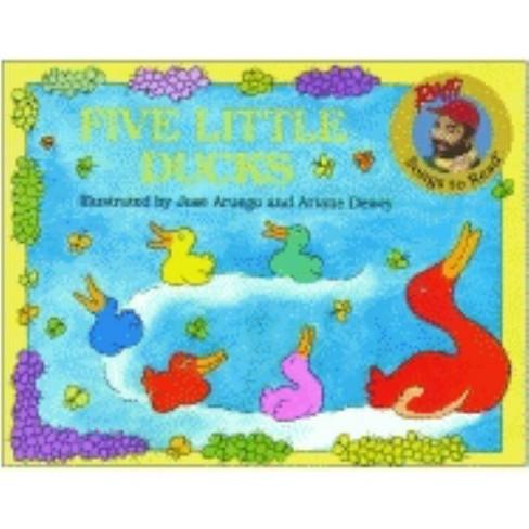 Five Little Ducks - (Raffi Songs to Read (Paperback)) (Paperback) - image 1 of 1