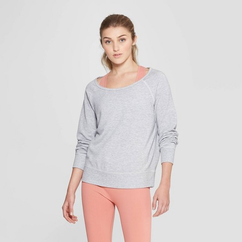 Women's Cozy Layering Sweatshirt - JoyLab™ - image 1 of 2