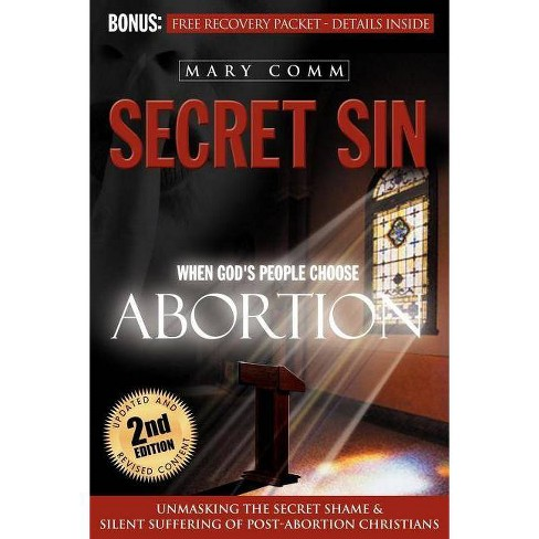 Secret Sin - (Morgan James Faith) by  Mary Comm (Paperback) - image 1 of 1