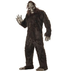 California Costumes Big Foot Adult Costume