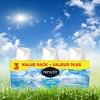 Renuzit Snuggle Gel Air Freshener - Linen Escape - 7oz/3ct - image 4 of 4