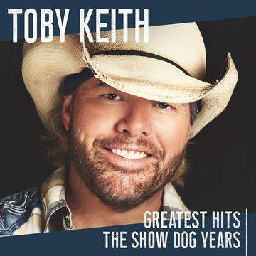 Toby Keith - Greatest Hits: The Show Dog Years (CD)