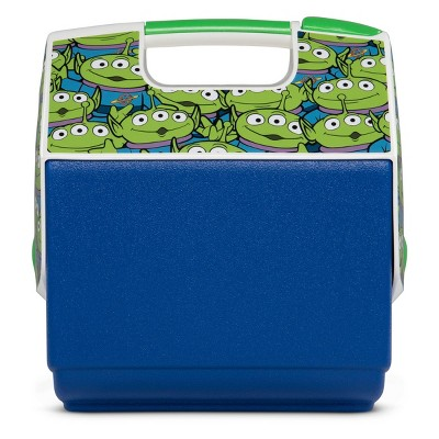 Igloo Playmate Pal Disney Toy Story Aliens 7qt Portable Cooler