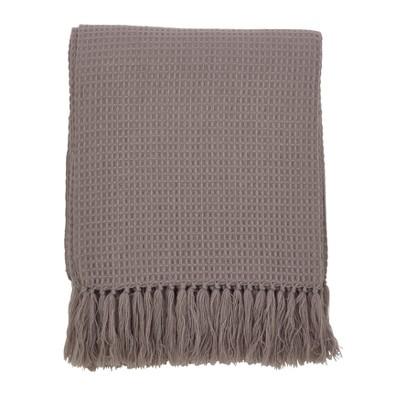Throw Blankets Saro Lifestyle 50X60  Inches Gray Skies