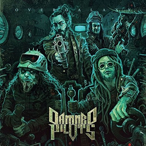 Damned Pilots - Overgalaxy (CD) - image 1 of 1