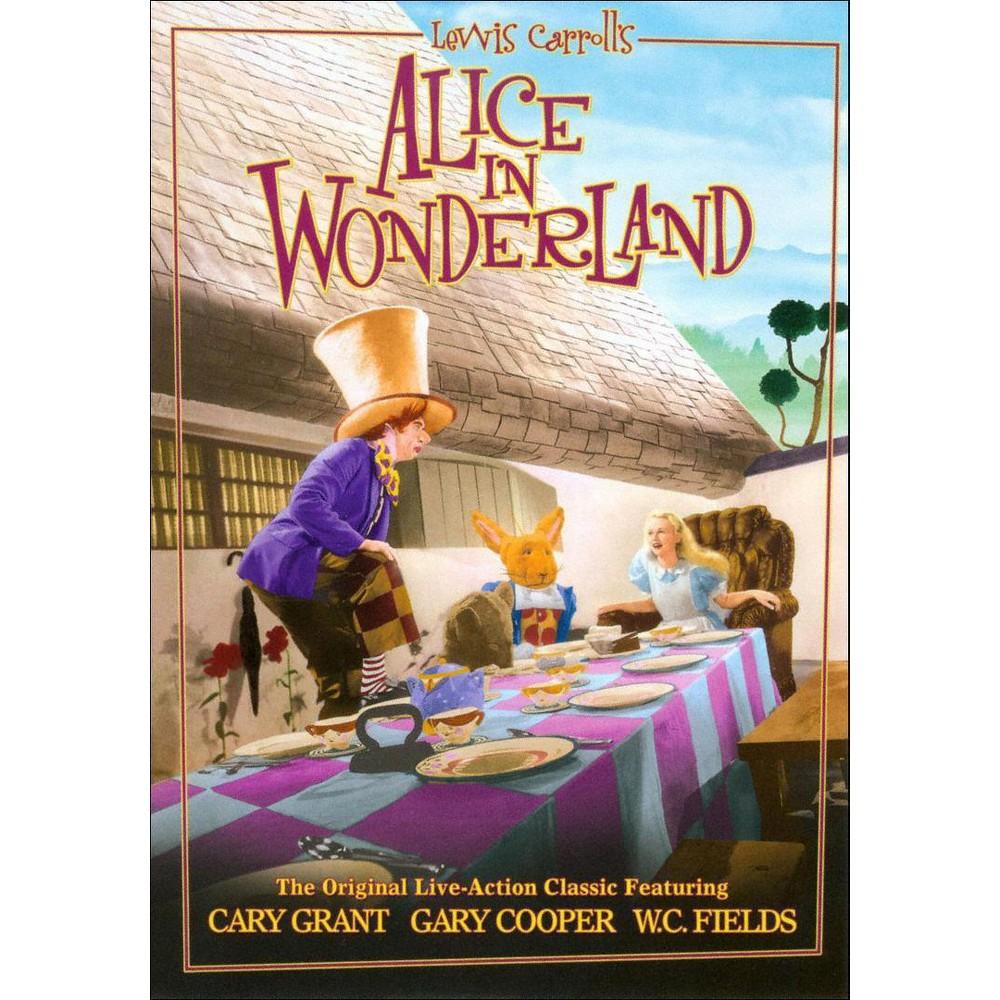 Alice in Wonderland (dvd_video)