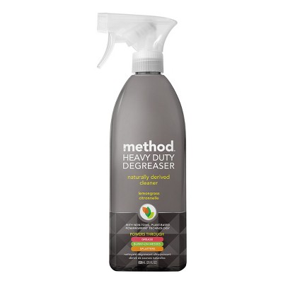 Method® Cleaning Products Kitchen Degreaser Lemongrass Spray Bottle - 28 fl oz