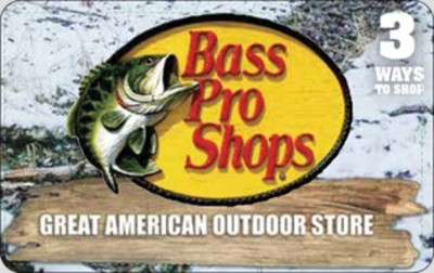 Bass Pro Shops® $100 (Email Delivery)