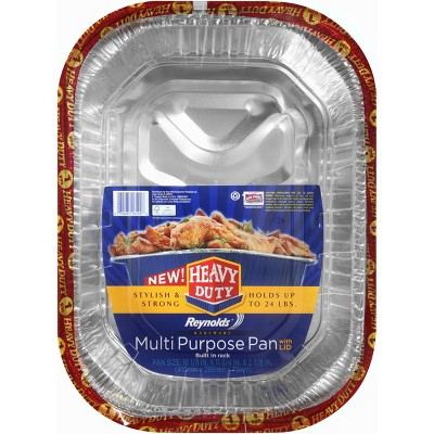 Reynolds Disposable Bakeware Multipurpose Pan with Lid - 1ct