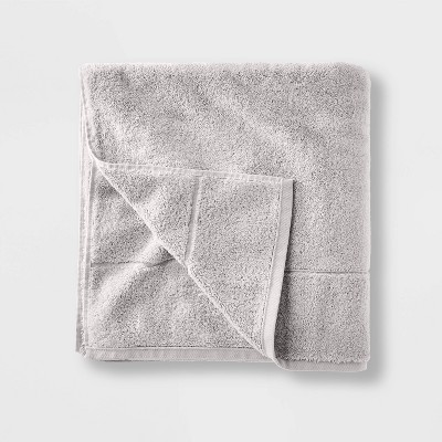 Modal Bath Towel Light Gray - Casaluna™