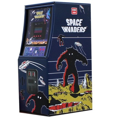 Nerd Block Space Invaders Tin Bank