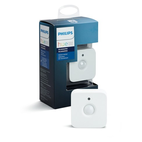 Philips Hue Motion Sensor Light Switch White - image 1 of 4