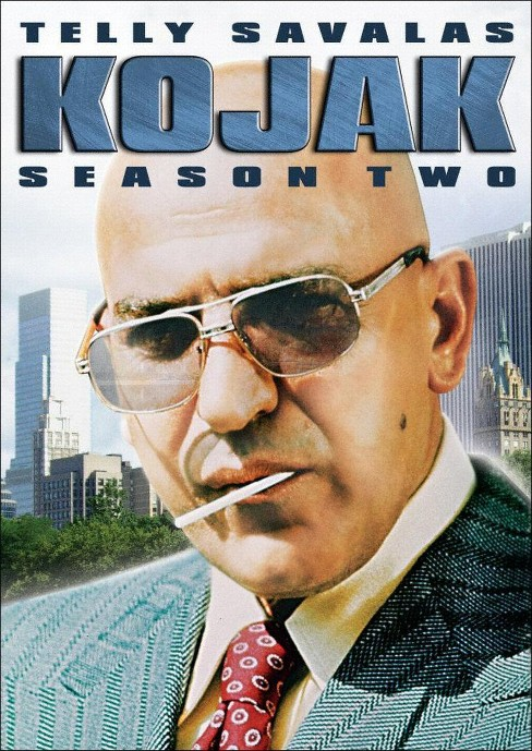 Kojak:Season two (DVD) - image 1 of 1