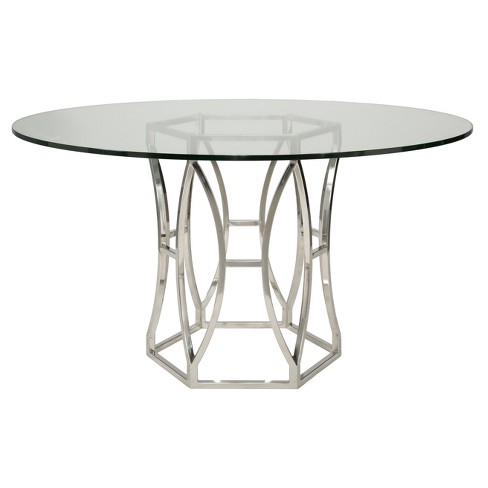 Dining Table Silver - Safavieh - image 1 of 1
