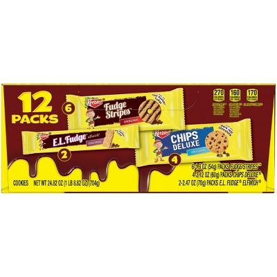 Keebler Cookies Variety Pack - 24.8oz