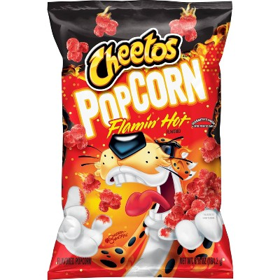 Cheetos Flamin Hot Popcorn - 6.5oz