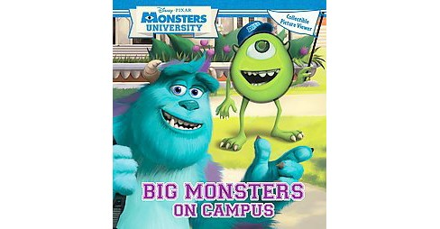 Big Monsters on Campus (Hardcover) - image 1 of 1